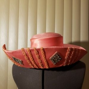 Whittall & Shon Hat Made in U.S.A.